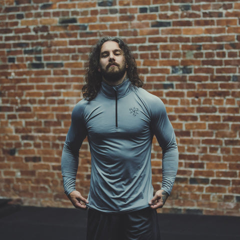 Men's Compression Quarter Zip