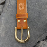 Viking knot belt