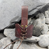 Shaped Triquetra belt hanger (Small)
