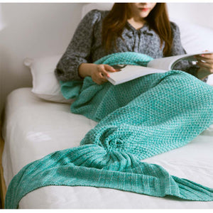 BeddingOutlet™ Mermaid Blanket