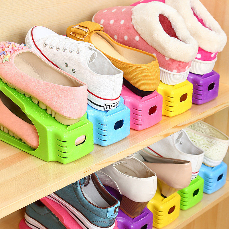 StoreEASY™ Double Shoe Rack
