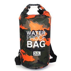 Camo 30L Waterproof Bag