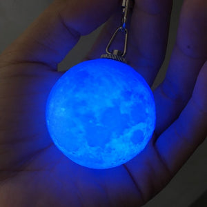 LunaLight™ LED Moon Key-chain