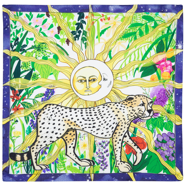 Walking on sunshine bandana