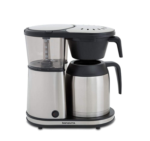 PRE-ORDER Bonavita Connoisseur 8-Cup One-Touch Coffee Maker