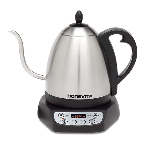 PRE-ORDER Bonavita 1.0L Digital Variable Temperature Gooseneck Kettle