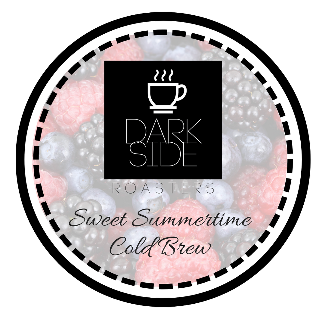 Sweet Summertime Cold Brew