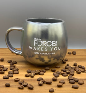 Force that Wakes You Iridescent 15 oz Mug