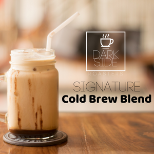 DSR Signature Cold Brew Blend