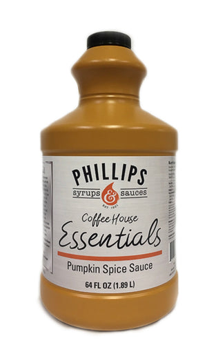 Phillips Pumpkin Spice Sauce (64 oz Bottle)