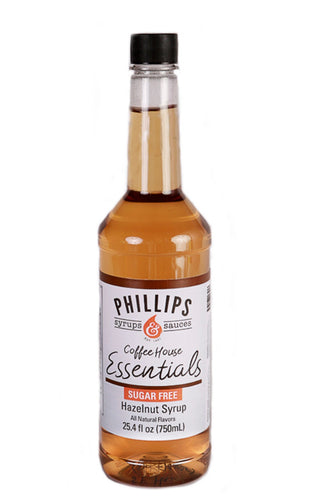 SUGAR FREE Phillips Coffee Syrup