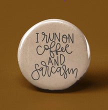 "1"" Coffee Buttons"