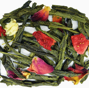 Strawberry Rhubarb Pie Loose Leaf Tea
