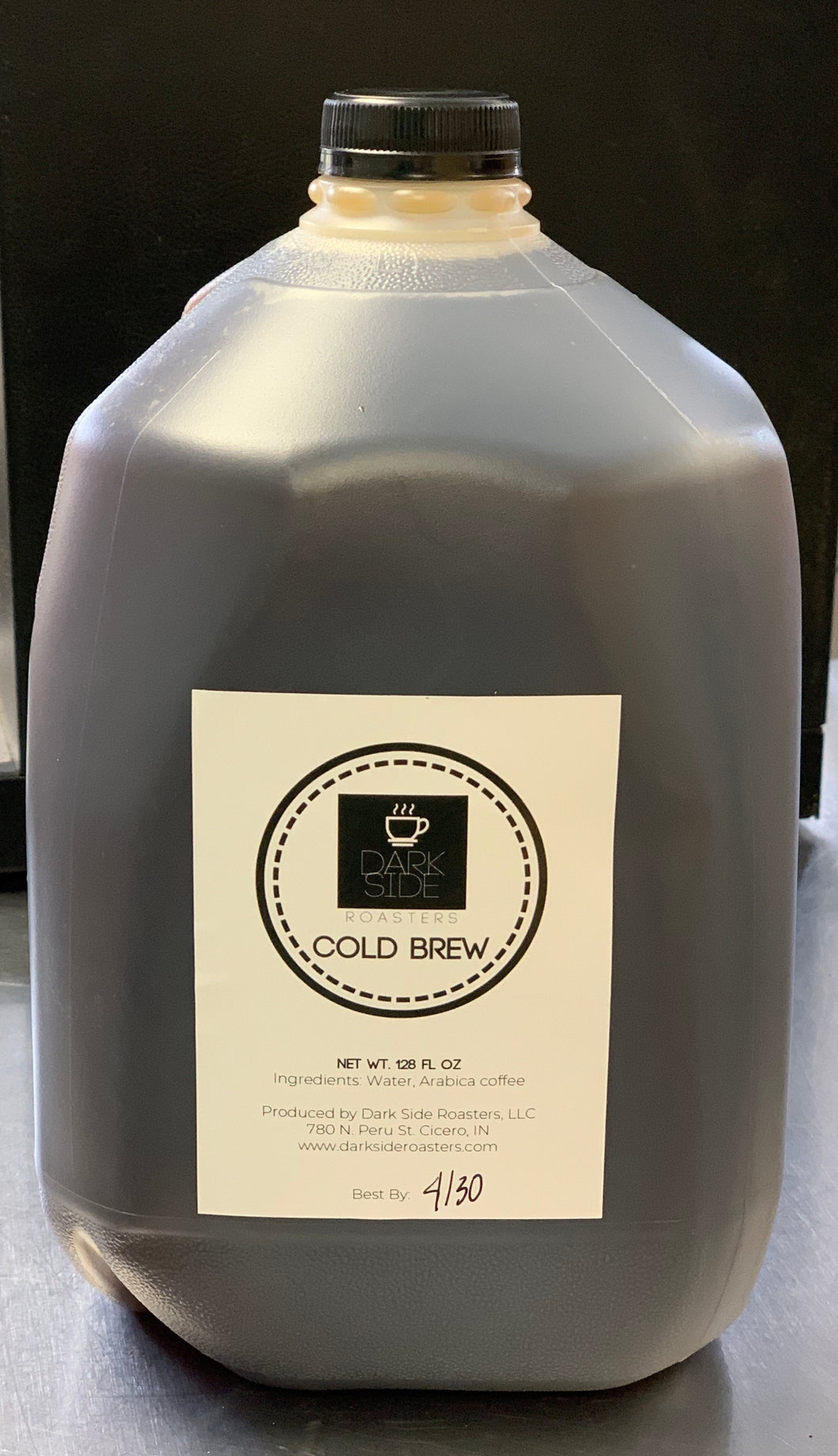 LOCAL ONLY - Cold Brew