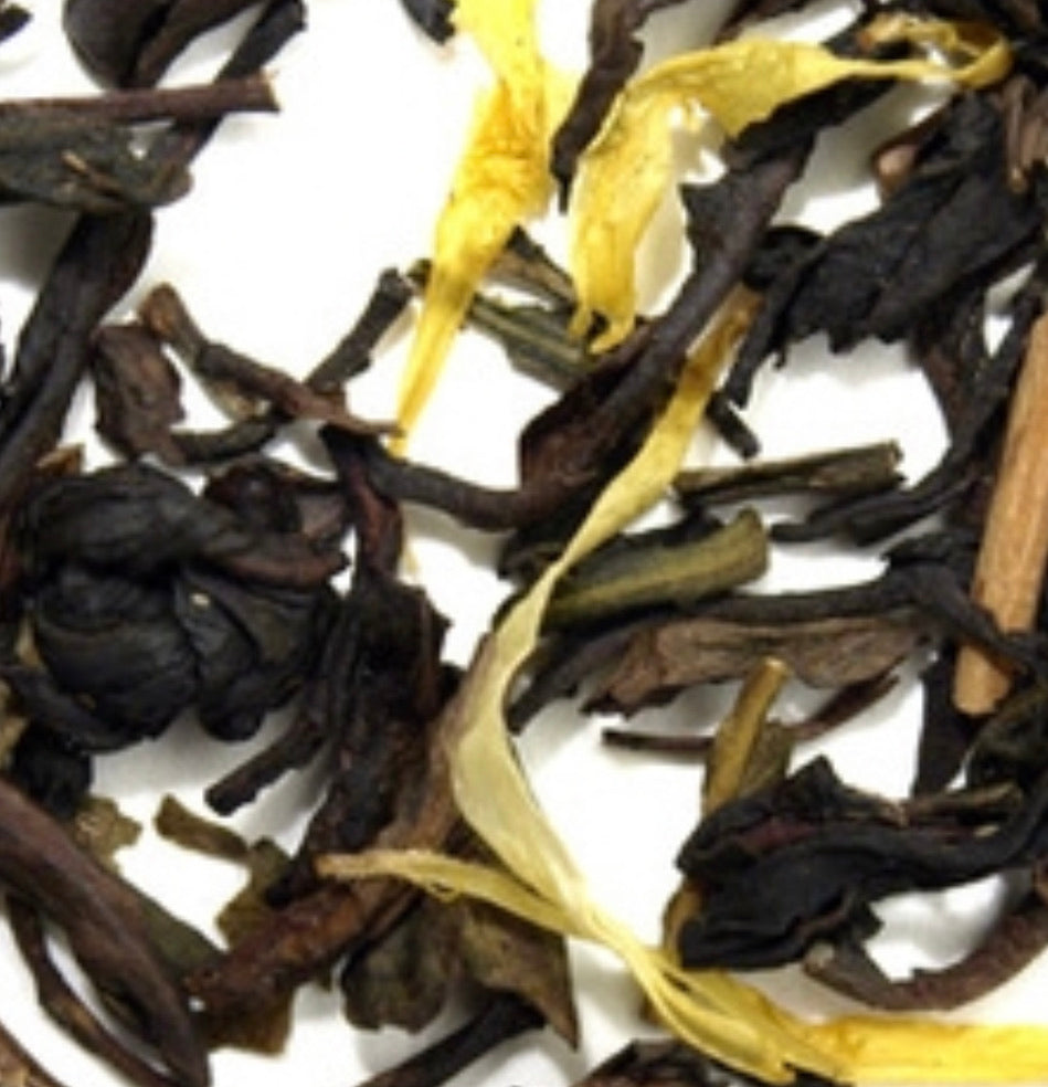 Peach Oolong Loose Leaf Tea