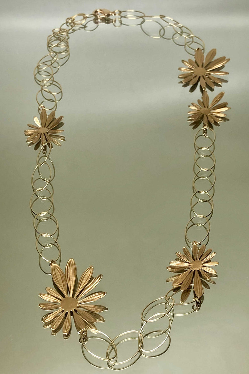 FRAGILE NECKLACE - GOLD