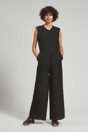 MALDEN JUMPSUIT - BLACK