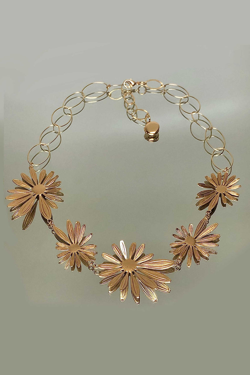 FRANCINE NECKLACE - GOLD