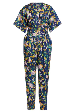 JENNI JUMPSUIT in FLORAL MULTI