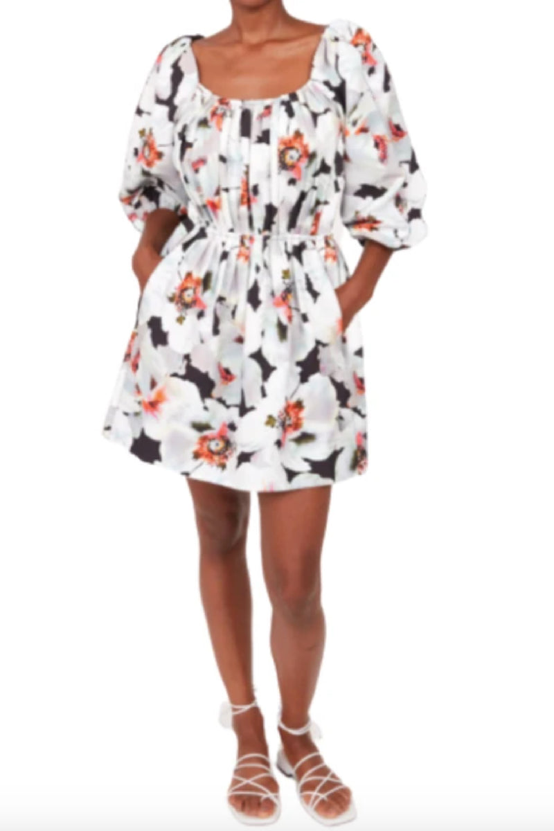 JULIA DRESS - LARGE FLORAL