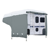 10\'-12\'  Poly 3  Truck Camper  RV Cover