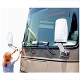 Windshield Wipers/Mirror Combo Cover