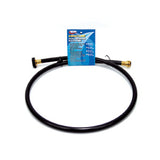 1/2x15\'  Ebonyline Water Hose Fresh Water Hose