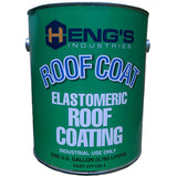 1 gal  White  Elastomeric Roof Coating