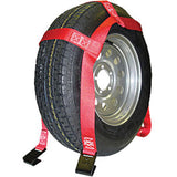 Universal Tow Dolly Strap-Red