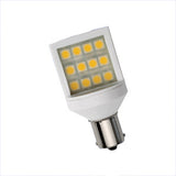 White  200 LMS  LED  #1076  Automotive Bulb