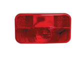 Taillight w/BU & License Bracket Lens
