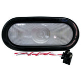 Sealed Oval Back Up Light Kit