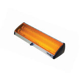 Amber  Fluorescent Porch Light