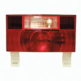 Stop/Turn/Taillight/License/Bracket w/Back-up