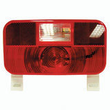 Stop/Turn/Taillight w/Backup & License Bracket