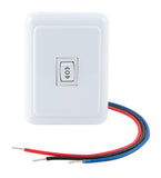 White  Brillian Light 4000  Dimmer Light Switch