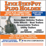 Stay Put Plug Holder