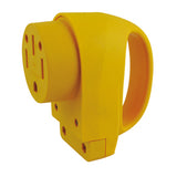 Yellow  Female  50 Amp Replacement Plug