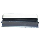 White  5X20  Top Refrigerator Roof Vent