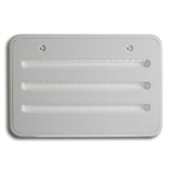 White Refrigerator Side Vent