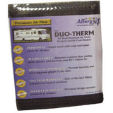 Repl Duotherm Filter 1Pk  Allergy 4 Air Conditioner Filter