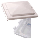 Vent Lid Jensen White Bag/1