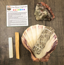 Aztec Clearing & Smudging Kit for Energy Clearing & Transformation