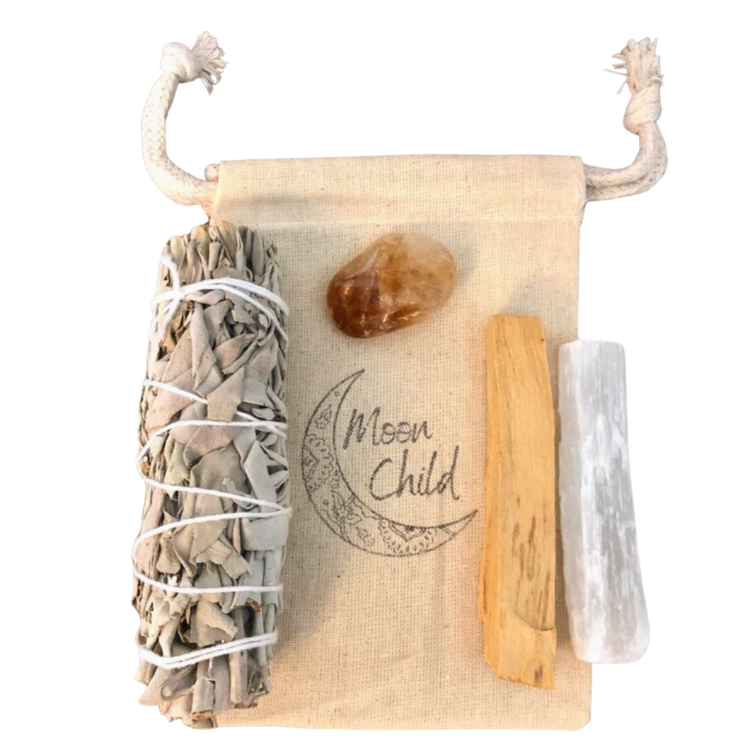 Creativity & Manifestation Smudging & Clearing Kit