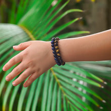 Blue Tiger's Eye - Kids Bracelet