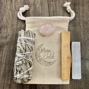 Love & Tranquility Smudging & Clearing Kit
