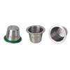 RECAPS Stainless Steel Coffee Capsule Pod for Nespresso Original Line Machines - BUY 1 GET 1 FREE