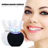 V - White - Fully Automatic Hands Free Reghargable Toothbrush