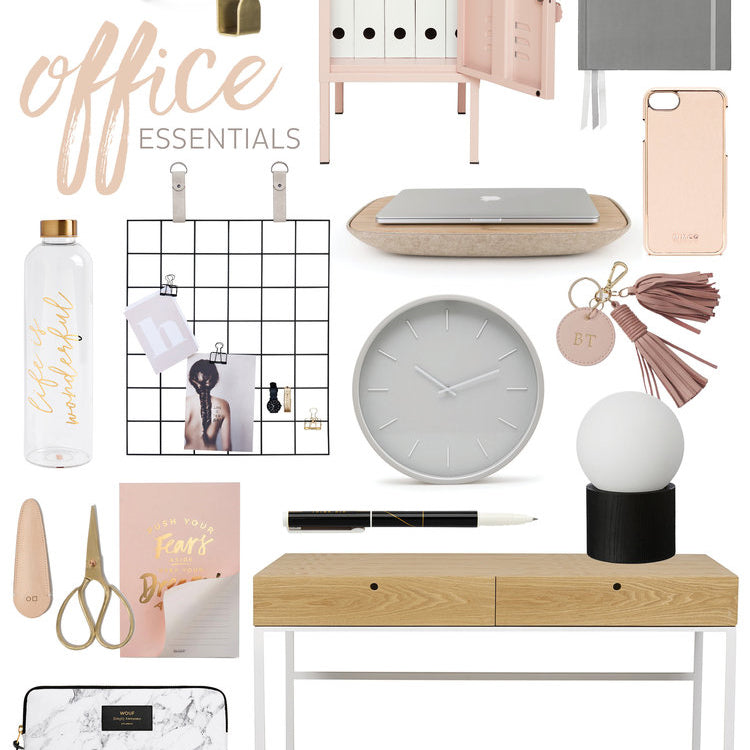 Office Essentials by Adore Home Magazine