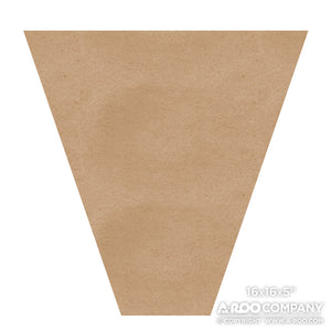 Kraft Paper Sleeves for Bouquets and Potted Plants
